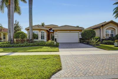 Boynton Beach Single Family Home For Sale: 12303 Madison Ridge Avenue