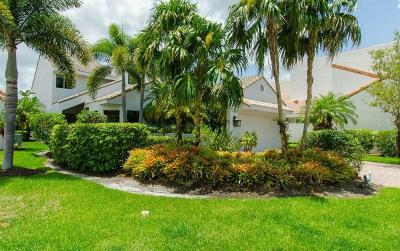 Boca Raton Single Family Home For Sale: 17124 Newport Club Drive