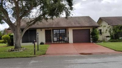 Broward County Single Family Home For Sale: 2302 SW 16th Drive