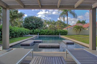 Wellington Single Family Home For Sale: 2561 Vista Del Prado Drive