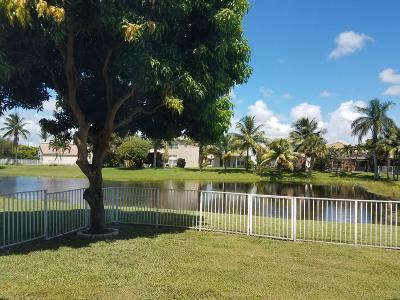 Boynton Beach Single Family Home For Sale: 3547 Stratton Lane