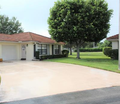 Boynton Beach Condo For Sale: 4600 Rosewood Tree Court #B
