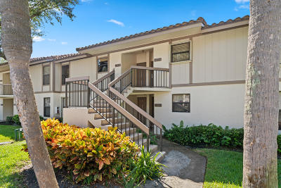 Boca Raton Condo For Sale: 3129 Millwood Terrace #2340