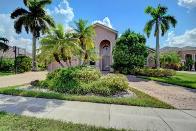 Boca Raton Single Family Home For Sale: 21675 Abington Court