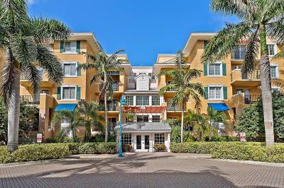 Delray Beach Condo For Sale: 250 NE 3rd Avenue #414