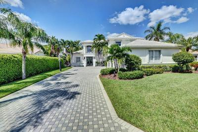 Boca Raton Single Family Home For Sale: 11119 Blue Coral Drive
