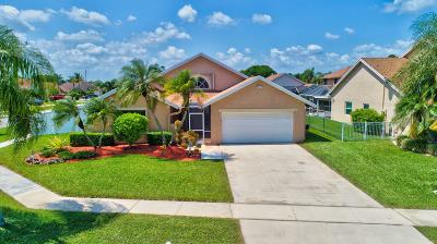 Boca Raton Single Family Home For Sale: 22575 Grouper Court