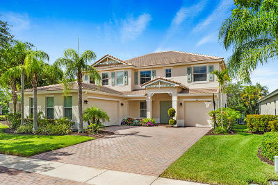 Royal Palm Beach Single Family Home For Sale: 449 Saint Emma Drive