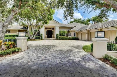 Boca Raton Single Family Home For Sale: 5224 Princeton Way