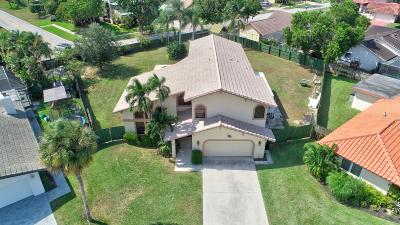 Boca Raton Single Family Home For Sale: 23411 San Remo Drive