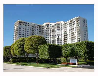West Palm Beach Rental Leased: 1701 S Flagler Drive #5080