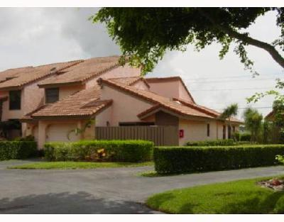 West Palm Beach Rental Leased: 1800 Embassy Drive #122