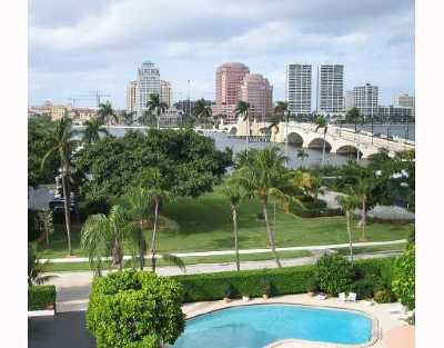 Palm Beach Rental Leased: 315 S Lake Drive #1d