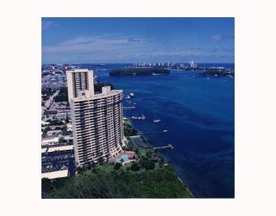 West Palm Beach Rental Leased: 5200 Flagler Drive #204