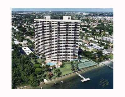West Palm Beach Rental Leased: 5200 Flagler Drive #2502