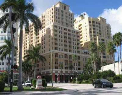 West Palm Beach Rental Leased: 255 Evernia Street #402