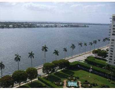 West Palm Beach Rental Leased: 1701 S Flagler Drive #1706