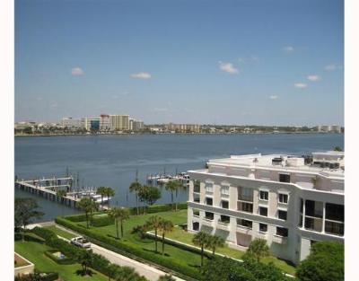 Palm Beach Rental Leased: 150 Bradley Place #702-B