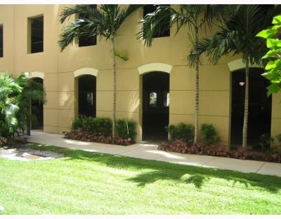 West Palm Beach Rental Leased: 616 Clearwater Park Road #105