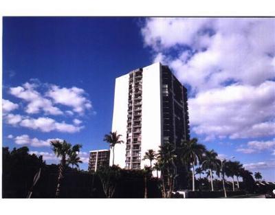 West Palm Beach Rental Leased: 2425 Presidential Way #1805