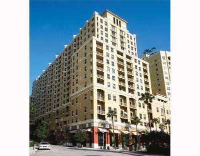 West Palm Beach Rental Leased: 255 Evernia Street #713