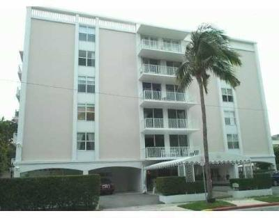 Palm Beach Rental Leased: 354 Chilean Avenue #5 D