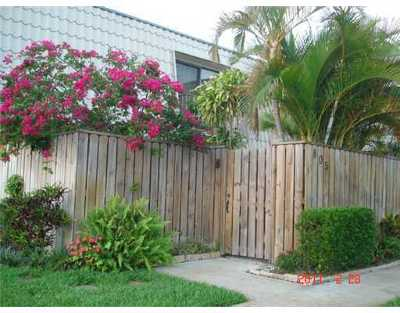 West Palm Beach Rental Leased: 1700 Embassy Drive #805