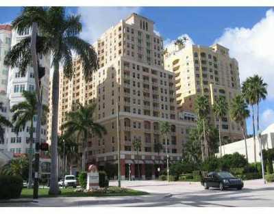 West Palm Beach Rental Leased: 255 Evernia Street #1315