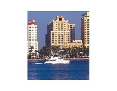 West Palm Beach Rental Leased: 255 Evernia Street #619