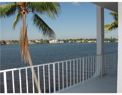 Palm Beach Rental Leased: 2150 Ibis Isle Road #9