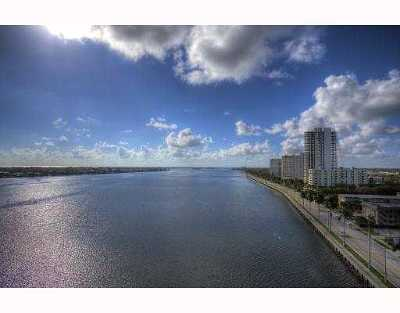 West Palm Beach Rental Leased: 1200 S Flagler Drive #1106