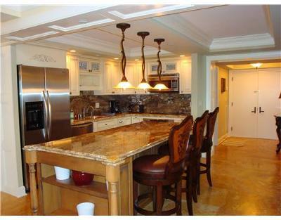 Highland Beach Rental Leased: 3450 S Ocean Boulevard #506