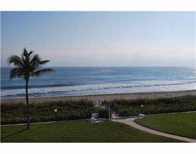 Palm Beach Rental Leased: 2780 S Ocean Boulevard #304
