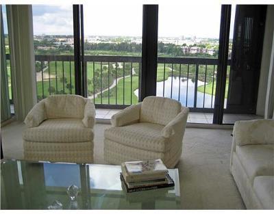 West Palm Beach Rental Leased: 2427 Presidential Way #1103