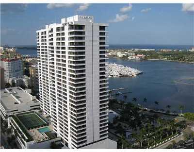 West Palm Beach Rental Leased: 525 S Flagler Drive #18c