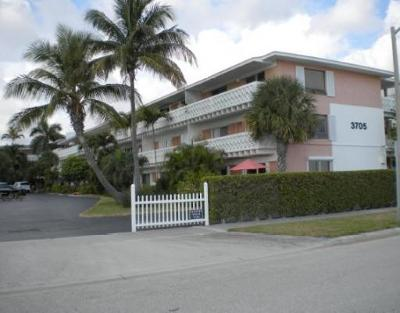 West Palm Beach Rental Leased: 3705 S Flagler Drive #27