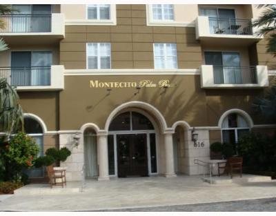 West Palm Beach Rental Leased: 616 Clearwater Park Road #713