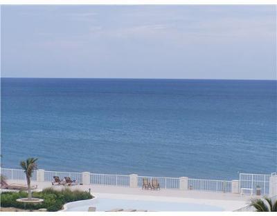 Palm Beach Rental Leased: 3560 S Ocean Boulevard #508