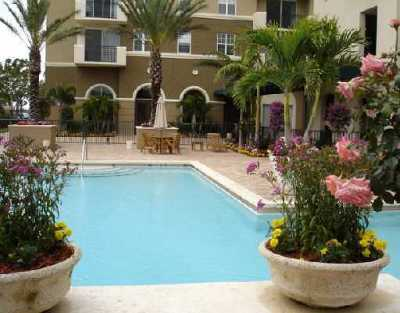 West Palm Beach Rental Leased: 616 Clearwater Park Road #811