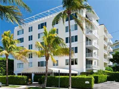 Palm Beach Rental Leased: 434 Chilean Avenue #4a