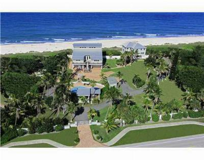 Stuart FL Luxury Oceanfront Rental Luxury Rental: $13,350