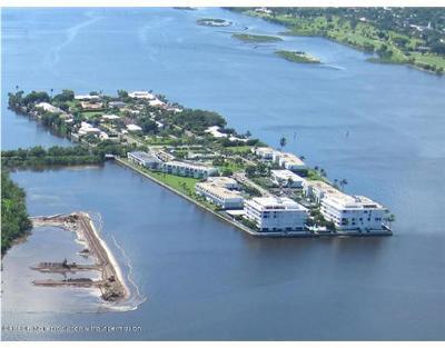 Palm Beach Rental Leased: 2150 Ibis Isle Road #4