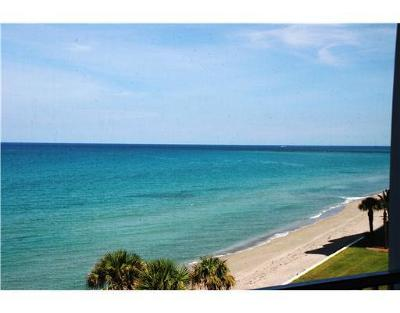 Tequesta Condo For Sale: 250 Beach Road #503