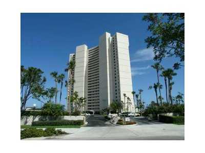 West Palm Beach Rental Leased: 5200 Flagler Drive #1106