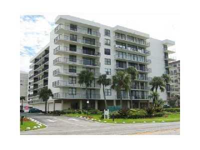 Palm Beach Rental Leased: 3460 S Ocean Boulevard #6120