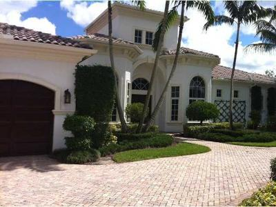 Single Family Home Sold: 12820 Mizner