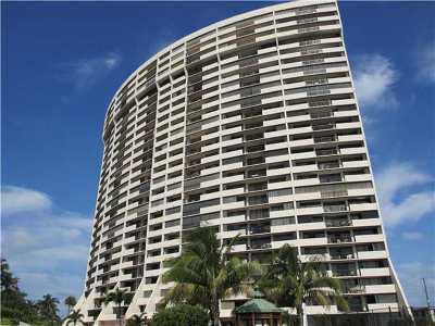 West Palm Beach Rental Leased: 5200 Flagler Drive #206