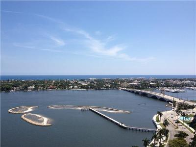 Condo Sold: 525 S Flagler Drive #22c&d