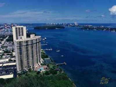 West Palm Beach Rental Leased: 5200 Flagler Drive #804
