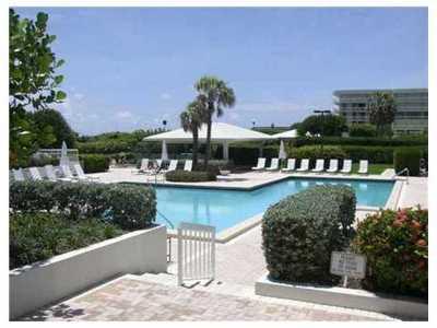 Palm Beach Rental Leased: 3250 S Ocean Boulevard #404 N